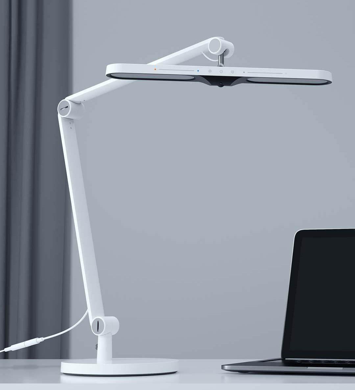 Настольная лампа Yeelight Yeelight LED Light-Sensitive Desk Lamp V1 YLTD06YL, 12 Вт robot4home.ru