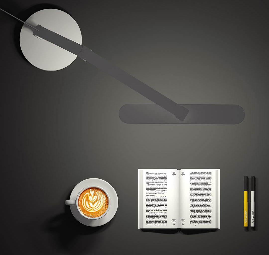 Настольная лампа  Xiaomi Yeelight LED Vision Desk Lamp V1 robot4home.ru
