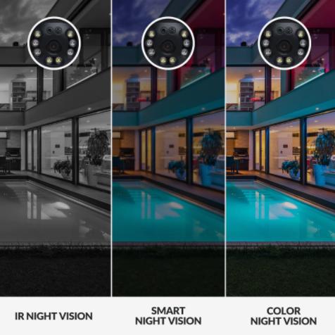 Сетевая камера Xiaomi YI 1080P Outdoor PTZ Camera robot4home.ru