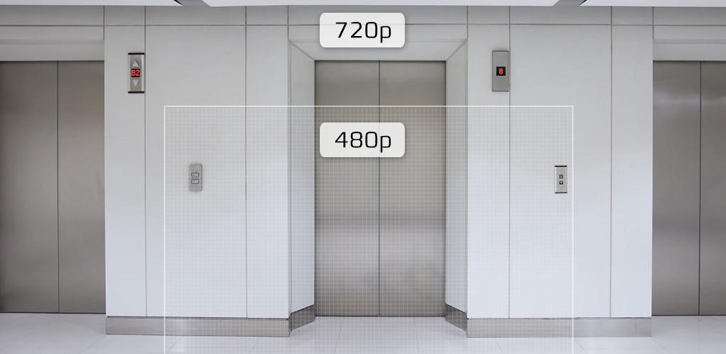 Дверной звонок Xiaomi Zero Smart Doorbell электронный беспроводной robot4home.ru