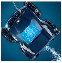 Робот пылесос для бассейна Zodiac Alpha RA 6700 IQ PRO описание, фото, видео, гарантия, технические характеристики, инструкция, комплектация, отзывы robot4home.ru