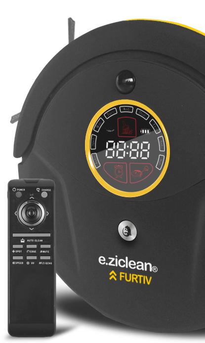 e.ziclean® FURTIV, навигация