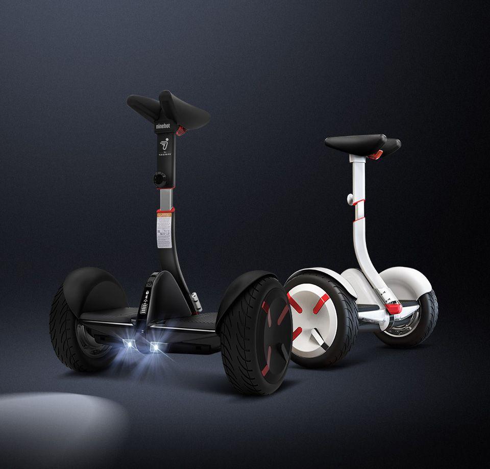 Самобалансирующейся скутер Ninebot mini Pro в 2-х цветах