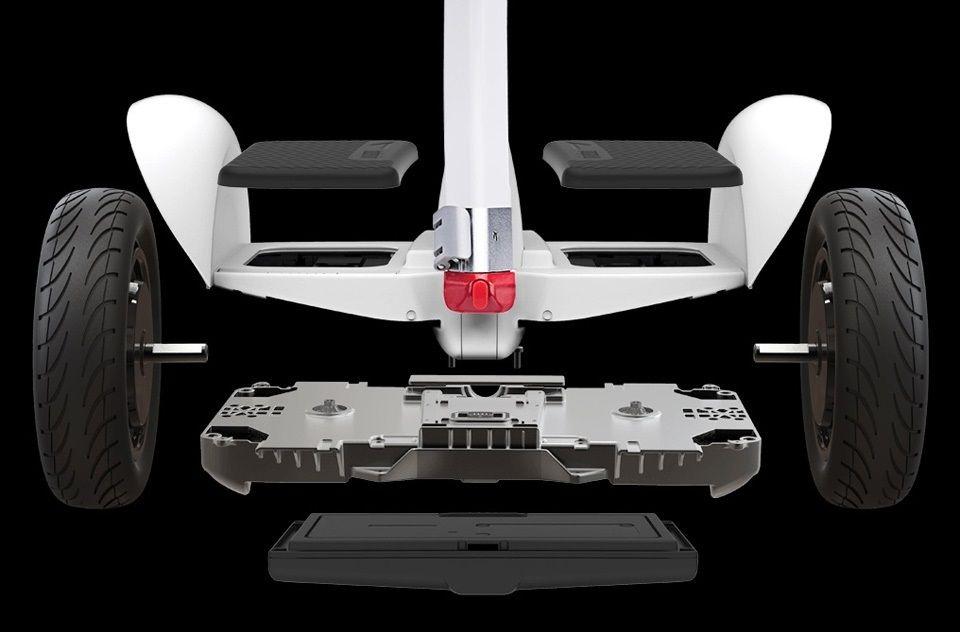 Самобалансирующейся скутер Ninebot mini Pro конструкция