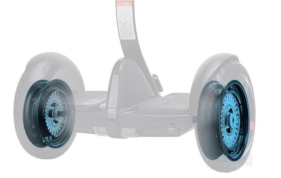 Самобалансирующейся скутер Ninebot mini Pro диски