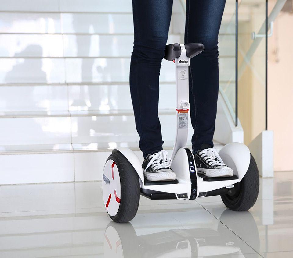 Самобалансирующейся скутер Ninebot mini Pro плитка