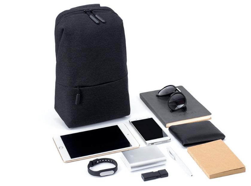 Рюкзак Xiaomi City Sling Bag 10.1-10.5 (Dark grey) robot4home.ru