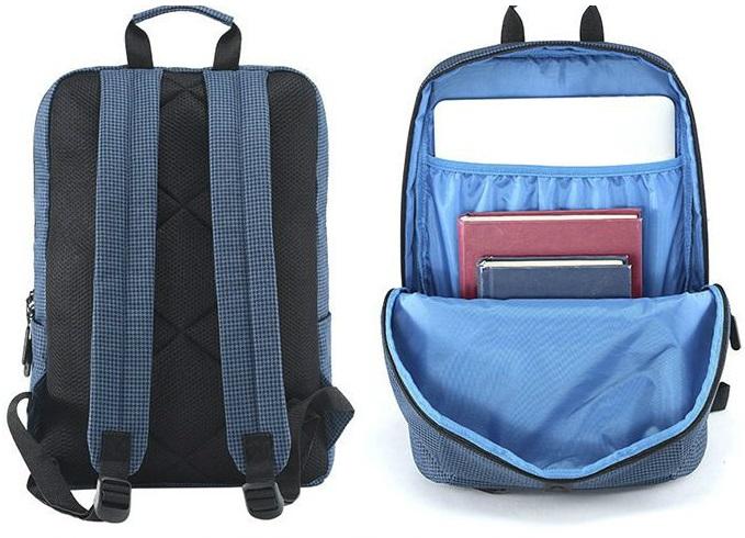 Рюкзак Xiaomi College Casual Shoulder Bag (Blue) robot4home.ru
